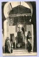 Vintage Card Fez Fes Fontaine De La Grande Mosquee Qarayouiine ( 425 ) - Fez