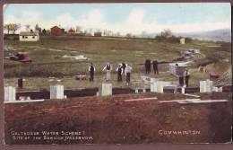 Cumberland  CUMWHINTON  Geltsdale Water Scheme Site Of Service Reservoir   Cw19 - Cumberland/ Westmorland