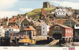 WHITBY.  LIFEBOAT - Whitby