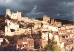 SAINT-MONTAN-EN-VIVARAIS : Cité Médiévale, Forteresse Dorée, En Grande Partie Restaurée. - Francia