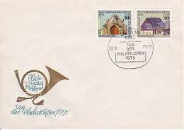 DDR Mi.-Nr. 2094-2095 Brief Mit Sonderstempel - [6] République Démocratique