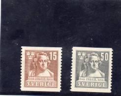 SVEZIA 1940 * - Suède