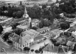 51 SERMAIZE LES BAINS L'ECOLE DES FILLES ET L'EGLISE - Sermaize-les-Bains