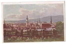 Hungary - Sopron - Painting - 1918 - Hongrie