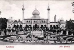 KOBENHAVN, KOPENHAGEN, Tivolis Koncertsal, 1900 - Dänemark