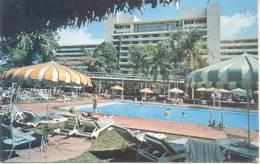 EL PANAMA HOTEL CARTE POSTALE VOYAGEE 1970 - Panama