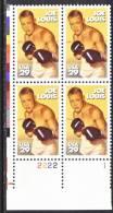 U.S.  2760  **  SPORTS  BOXING  JOE LOUIS - United States