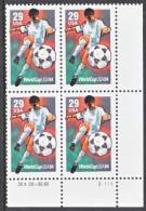 U.S.  2834  **  SOCCER  WORLD CUP - United States