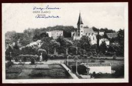 Cpa Du  57 Dieuze Duss Lorraine Lothringen  Kolonie Colonie Protestante    BHU1 - Dieuze