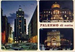 PA 4028Palermo Di Notte - Palermo