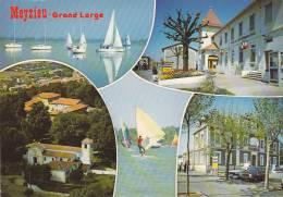 21220 MEYZIEU LE GRAND LARGE - Multivues  Multi Vues. R9443 Cellard. Voile Planche Mairie - Meyzieu