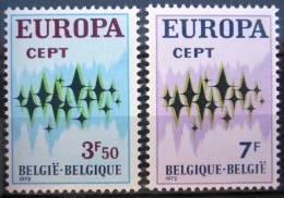 BELGIQUE            N°  1623/1624            NEUF** - Belgique
