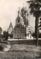 [06] Alpes Maritimes > Cathédrale Orthodoxe Russe De NICE (Orthodox -religion) * PRIX FIXE - Nice