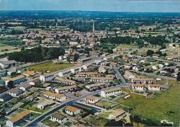 21231 Les Aubiers, Vue Generale Aerienne, Nouveaux Lotissements . CIM 3.99.80.3126 - France