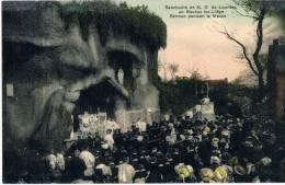 Bouhay Les Liege  Sanctuaire  N D  De Lourdes - Belgique