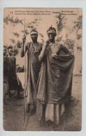 Belgisch Congo Belge CP Vue 11 Surchargé Est Africain Allemand Occupation Belge Unused AP196 - Entiers Postaux
