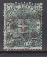 Italien-Italiane 1891 / Mi: 60 / I 102 - 1878-00 Humbert I