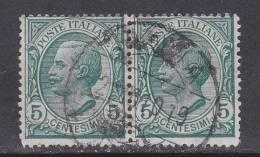 Italien-Italiane 1906 / Mi: 88 / I 110 - 1900-44 Victor Emmanuel III