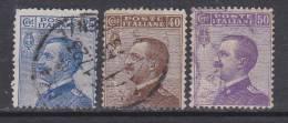 Italien-Italiane 1906 / Mi: 90-92 / I 111 - 1900-44 Victor Emmanuel III