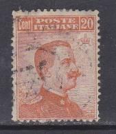 Italien-Italiane 1917 / Mi: 129/ I 113 - 1900-44 Victor Emmanuel III