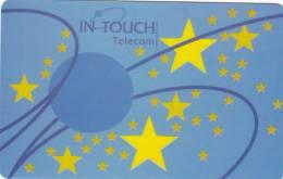 Carte Intouch (Mint,Neuve) Tirage 1000 EX Très Rare ! - [2] Prepaid- Und Aufladkarten