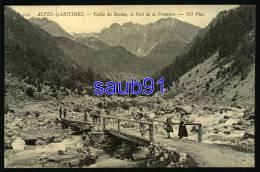 Alpes Maritimes  -  Environs De St Martin Vésubie - Vallée Du  Boréon , Le Pont De La Frontière  - Animée -  Réf:  26958 - France