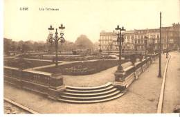 Liège -Les Terrasses-Parc - Luik