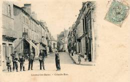 LUXEUIL LES BAINS Grande Rue - Luxeuil Les Bains