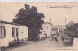 ¤¤   -   14  -  LA CHAPELLE-BASSE-MER   -   La Rue Du Grand Puits Près à L'Est  -  ¤¤ - La Chapelle Basse-Mer