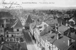 LUXEUIL LES BAINS VUE GENERALE COTE SUD - Luxeuil Les Bains