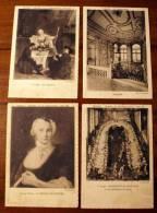 ITALY 1936 - COLLECTION OF 16 ART POSTCARDS EXIBITION CA' REZZONICO IN VENICE - Venezia (Venice)