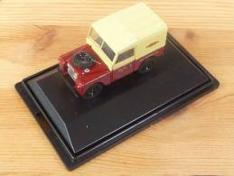 Oxford 76SP029, Land Rover 88 British Railways, 1:76 - Véhicules Routiers