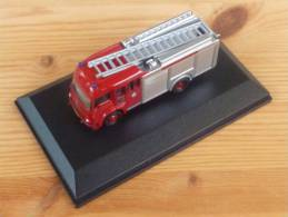 Oxford 76FIRE005, Bedford TK Stanley Fire Brigade, 1:76 - Véhicules Routiers