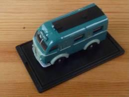 Oxford 76AK004, Austin Welfarer Ambulance Nottingham, 1:76 - Road Vehicles