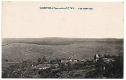 55 - Meuse / GIRONVILLE-sous-les-COTES -- Vue Générale. - Other Municipalities