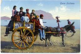 H.574.  CARRO SICILIANO - Palermo
