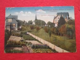 Nordrheim Westfalen , Wald - U. Hohenluftkurort Kurhaus Rodgen B. Siegen 1915 - Siegen
