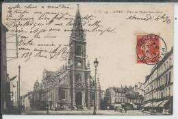 ROUEN - Place De L´Eglise St Sever - Rouen