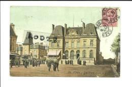 CPA 14 Caen - La Gare N° 28 - Caen