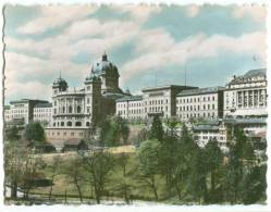 Switzerland, BERN, Bundeshaus, Palais Federal, Federal Building Mini Photo Snap [12586] - Photography
