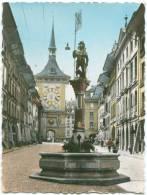 Switzerland, BERN, Kramgasse Und Zeitglockenturm, The Clock Tower Mini Photo Snap[12587] - Photography