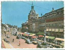 Switzerland, BERN, The Bear Square And The Prisons Tower, 1930s-40s Mini Photo[12589] - Other