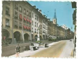 Switzerland, BERN, Gerechtigkeitsgasse, The Street And Fountain Of Justice Mini Photo [12591] - Photography