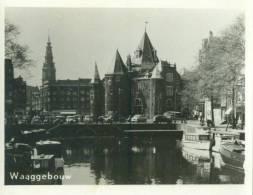 Netherlands, Amsterdam, Waaggebouw 1940s-50s Mini Photo [12596] - Other