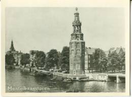 Netherlands, Amsterdam, Montelbaanstoren Mini Photo [12599] - Other