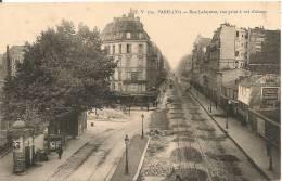 Cpa Paris10 Rue Lafayette - Distretto: 10