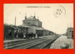 Laverrière - La Gare - La Verriere