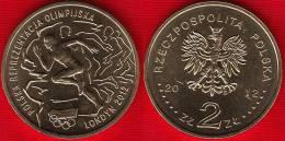 "Poland 2 Zlote 2012 ""Polish Olympic Team – London 2012"" UNC - Polen"