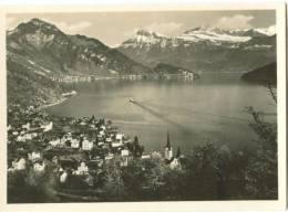 Switzerland, Weggis, Ober And Niederbauen Peaks, Mini Photo [12606] - Photography