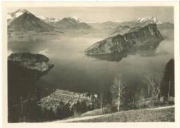 Switzerland, Burgenstock, Pilatus, Mini Photo [12608] - Other